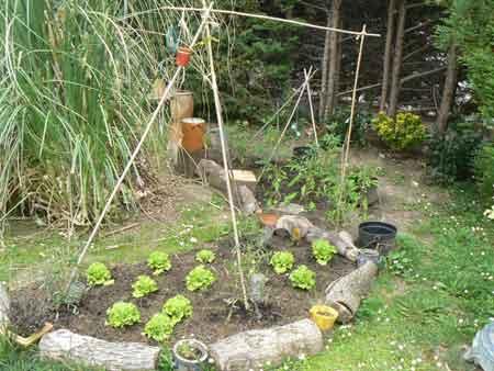 Calendrier modeste du jardin potager fiel potins for Calendrier du jardin potager